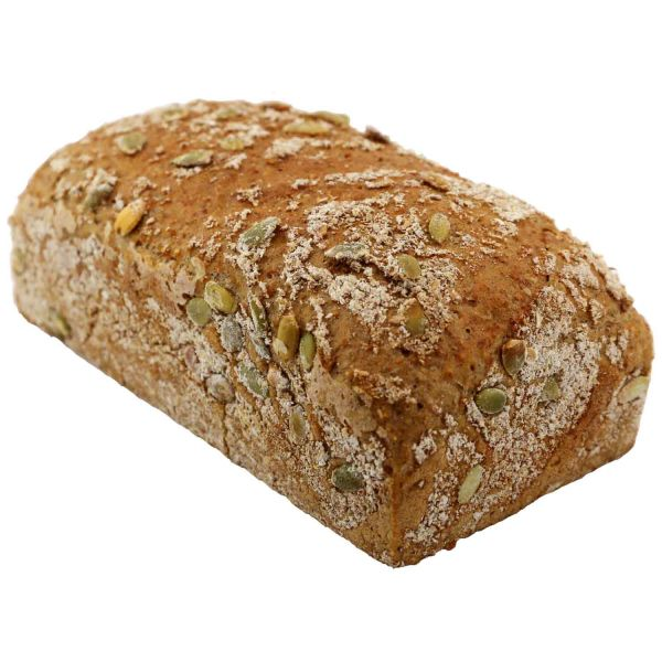 Quinoabrot - Dinkelbrot - Superfood