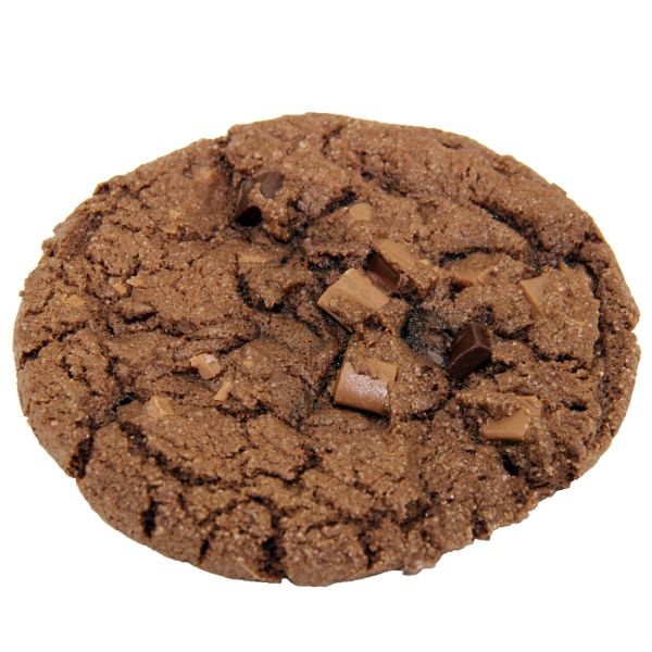 Double Chocolate Cookie - Keks - Schokokekse - Schokolade