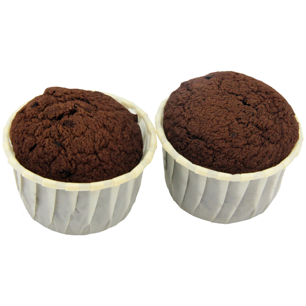 Glutenfreie Bio Dark Chocolate Muffin